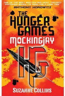 MOCKINGJAY THE HUNGER GAMES 3