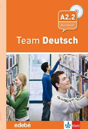 010 4ESO A2.2 TEAM DEUTSCH KURSBUCH +CD