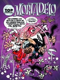 N42 TOP COMIC MORTADELO.