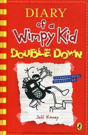 DOUBLE DOWN - DIARY OF A WIMPY KID 11