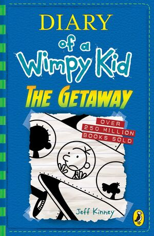 DIARY OF A WIMPY KID 12 THE GETAWAY