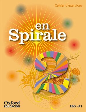 016 2ESO WB EN SPIRALE PACK CAHIER D'EXERCICES + CD-MULTIROM