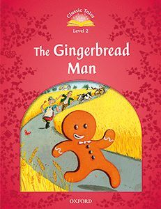CLASSIC TALES 2. THE GINGERBREAD MAN. MP3 PACK