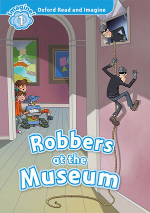 ROBBERS AT THE MUSEUM MP3 PK