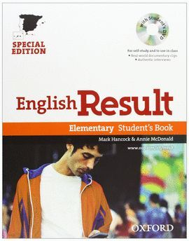 010 ENGLISH RESULT ELEMENTARY PACK +CD