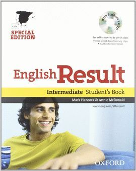 ENGLISH RESULT INTERMEDIATE STUDENT'S BOOK +CD