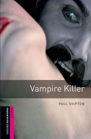 VAMPIRE KILLER. STARTER. BOOKWORMS