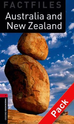 AUSTRALIA AND NEW ZEALAND. STAGE 3. FACTFILES .BOOKWORMS. +CD