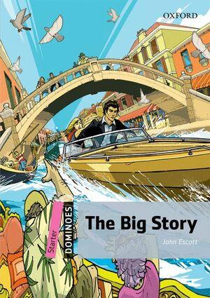 017 THE BIG STORY MULTI-ROM PACK  DOMINOES STARTER