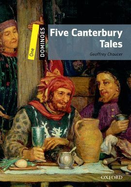 FIVE CANTERBURY TALES LEVEL ONEDOMINOES + CD