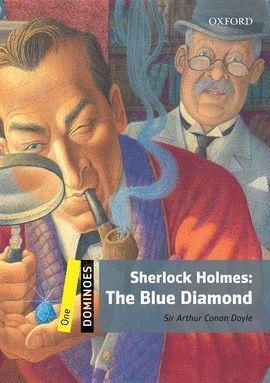 SHERLOCK HOLMES. THE BLUE DIAMOND -DOMINOES