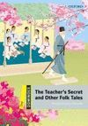 THE TEACHER¦S SECRET AND OTHER FOLK TALK (DOMINOES ONE)