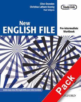 05 -NEW ENGLISH FILE PRE-INTERMEDIATE -WORKBOOK