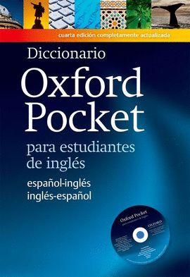 *** 011 DICCIONARIO OXFORD POCKET ESPAÑOL-INGLES/INGLES-ESPAÑOL (+CD)