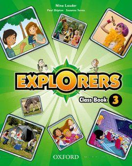 011 3EP SB EXPLORERS (+CD)