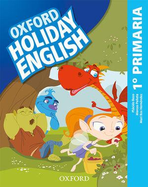 012 HOLIDAY ENGLISH 1EP (SIN CD)