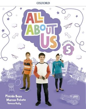 018 5EP WB ALL ABOUT US - ACTIVITY BOOK PACK