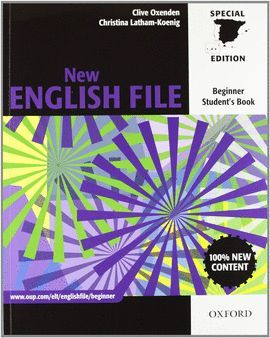 010 NEW ENGLISH FILE BEGINNER