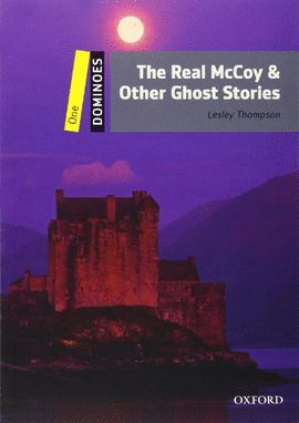 REAL MCCOY & OTHER GHOST STORIES DOMINOES