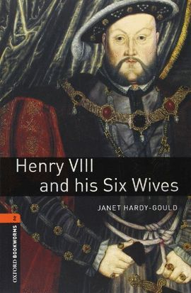 HENRY VIII AND HIS SIX WIVES + CD LEVEL2