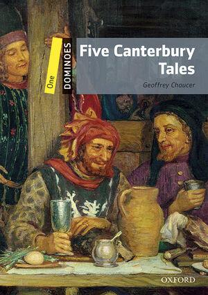 DOMINOES 1. FIVE CANTERBURY TALES (MP3 PACK)