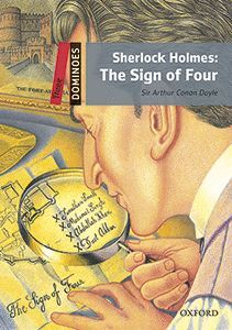 DOMINOES 3 SHERLOCK HOLMES. THE SIGN FOUR (MP3 PACK)