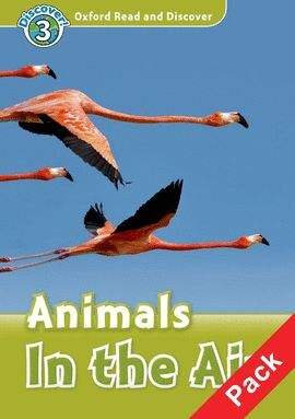 ANIMALS IN THE AIR (+CD)