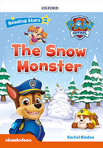 RS2 PAW PATROL THE SNOW MONSTER (+MP3) READING STARS