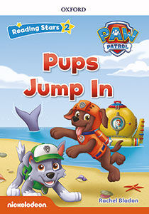 RS2 PAW PATROL PUPS JUMP IN (+MP3) READING STARS