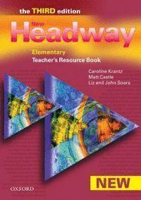 010 NEW HEADWAY ELEMENTARY. TEACHER¦S RESOURCE BOOK