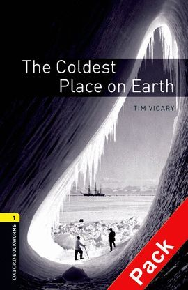 THE COLDEST PLACE ON EARTH. STAGE 1. BOOKWORMS. +CD