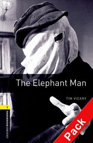 THE ELEPHANT MAN. STAGE 1. BOOKWORMS. +CD