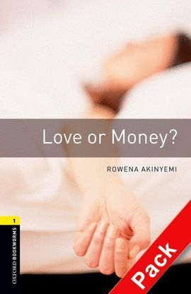 LOVE OR MONEY? STAGE 1. BOOKWORMS. +CD