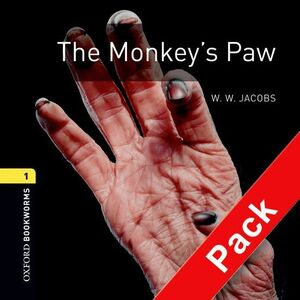 THE MONKEY'S PAW. STAGE 1. BOOKWORMS. +CD