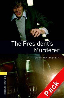 THE PRESIDENT'S MURDERER LEVEL 1 +CD