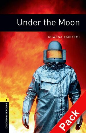 UNDER THE MOON. STAGE 1. BOOKWORMS. +CD