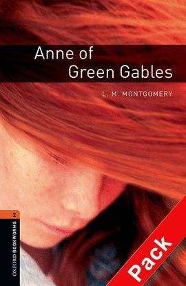 ANNE OF GREEN GABLES. STAGE 2. BOOKWORMS. +CD