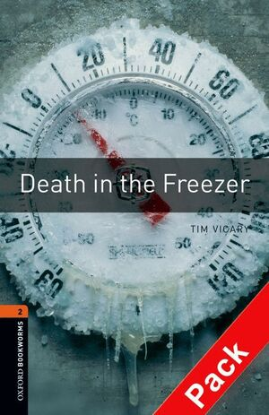 DEATH IN THE FREEZER -STAGE 2 (AUDIO CD)