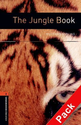 JUNGLE BOOK, THE (+CD)