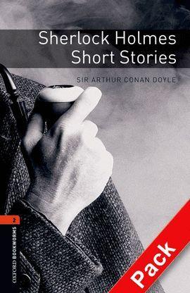 SHERLOCK HOLMES SHORT STORIES + CD. LEVEL STAGE 2