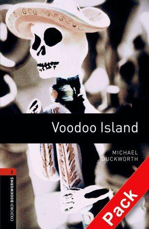 VOODOO ISLAND. STAGE 2. BOOKWORMS. +CD