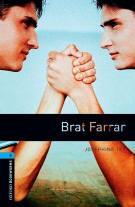 BRAT FARRAR. STAGE 5. BOOKWORMS