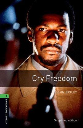 CRY FREEDOM +CD LEVEL 6