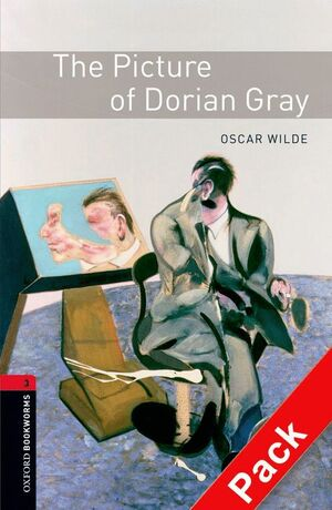 THE PICTURE OF DORIAN GREY. STAGE 3. BOOKWORMS. +CD
