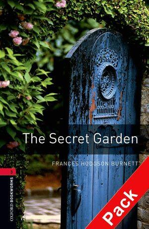 THE SECRET GARDEN. STAGE 3. BOOKWORMS. +CD