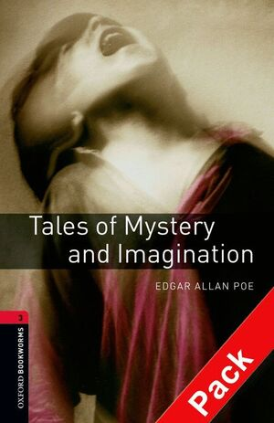 TALES OF MYSTERY AND IMAGINATION STAGE 3 +CD  OXFORD BOOKWORMS