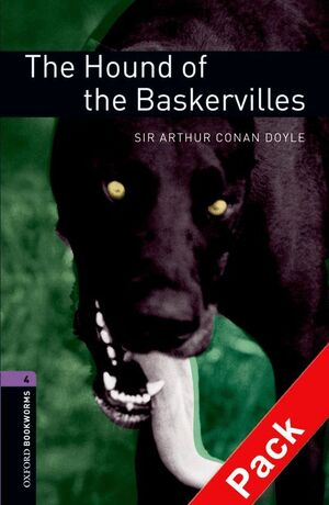HOUND OF THE BASKERVILLES, THE 4 (+CD)