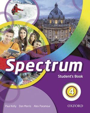 4ESO SB SPECTRUM STUDENT'S BOOK