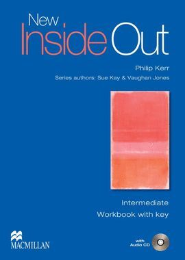 009 -WB NEW INSIDE OUT INTERMEDIATE WITH KEY + CD