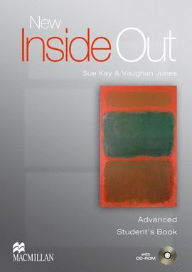 010 NEW INSIDE OUT ADVANCED STUDENT`S BOOK +CD